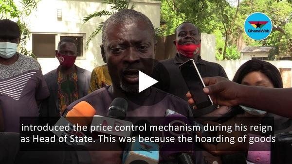 Don't bury Jerry John Rawlings at Asomdwe Park - Kyiri Abosom warns