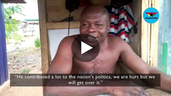 #TrendingGH: Kumasi mourns former President JJ Rawlings