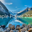 📅 Canada's Maple Power Conference, Saturday November 21