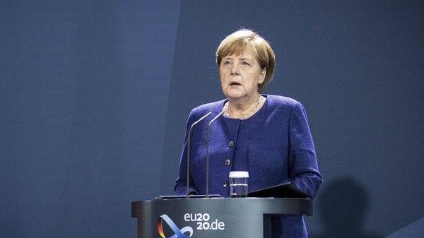 Livestream: Merkel heute live - werden die Corona-Regeln verschärft? Pressekonferenz mit Söder und Müller