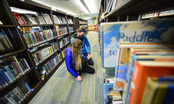 A Chicago story with lessons for libraries everywhere | Libraries | The Guardian