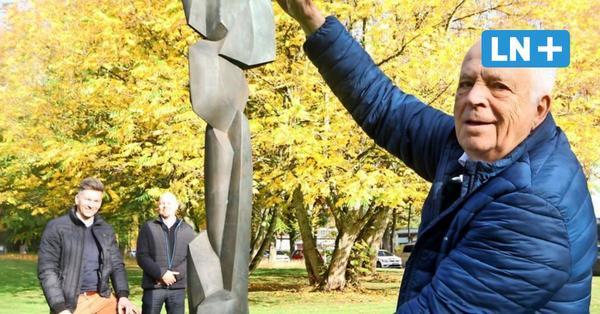 Bad Segeberg: In der ehemaligen Kaserne wächst ein Skulpturenpark