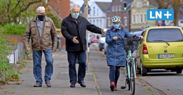 Schlutuper wollen Radwege in der Mecklenburger Straße in Lübeck erhalten