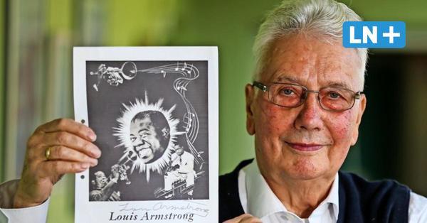 Lübecker macht bei Bares für Rares ZDF mit: 1959 traf er Louis Armstrong