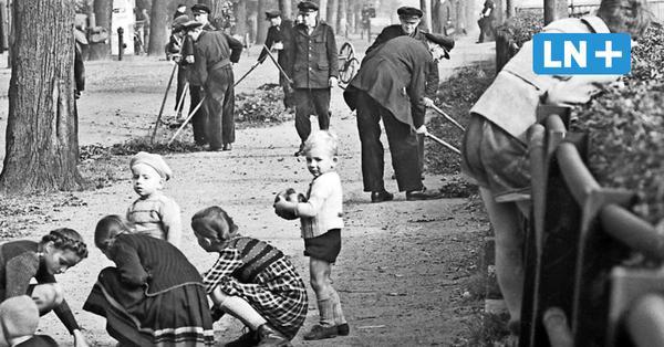 Serie mit Lübeck-Fotos von Hans Kripgans: Kinder in den 50er Jahren