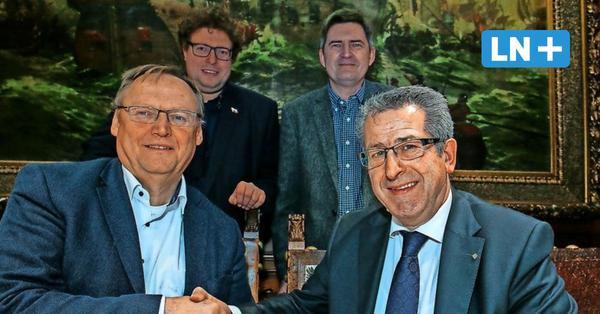 Kampfkandidatur ums Spitzenamt: Kann die Lübecker GroKo das überstehen?