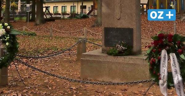 Volkstrauertag auf Usedom: Gedenken an die Opfer von Gewalt und Terror