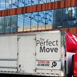 Fleet of Moving Trucks Seen in Manhattan's Upper West Side: 'Mass Evacuation in Full Effect'