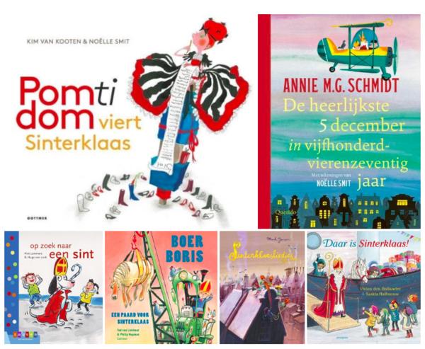 Zwarte piet vrije Sinterklaasboeken – het complete overzicht 2000-2020 – Spinzi – Emancipatie, representatie en diversiteit in kinderboeken