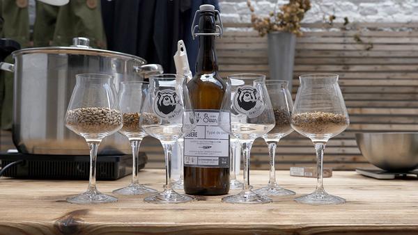 Créer sa propre bière à la maison, c'est toujours possible avec Oh My Beer - Thuis bier brouwen met Oh My Beer