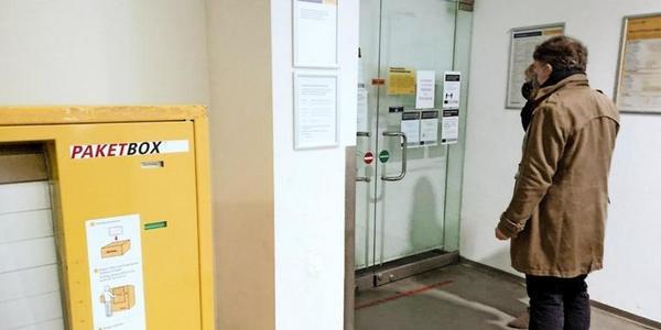 Post und Postbank in Stralsund schränken Öffnungszeiten ein: Das ist der Grund