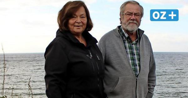 Wohnen an der Steilküste: Meschendorfer kämpfen gegen Wind, Wellen – und Ämter