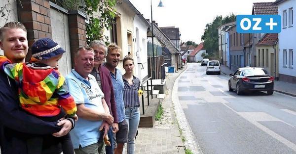 Kröpeliner pochen auf Verkehrsberuhigung: So reagiert die Stadt