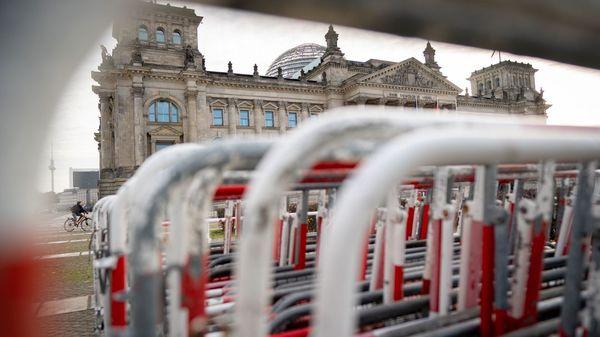 Proteste vor Bundestag werden wohl verboten: Angst vor Angriffen auf Parlament und Abgeordnete