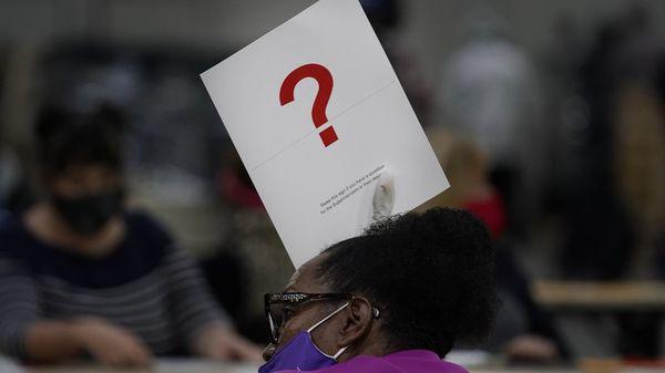 Nachzählung in Georgia nach US-Wahl: 2500 ungezählte Stimmzettel gefunden