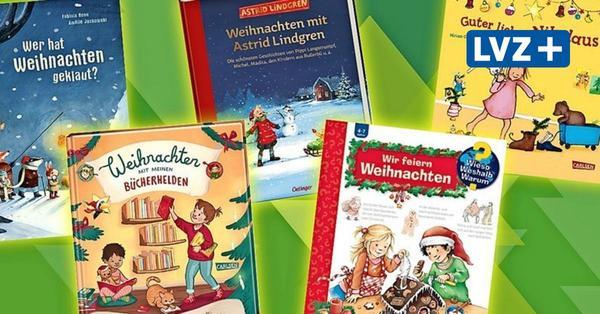 Vorlesezeit rund um Nikolaus und Weihnachten: Fünf Buchtipps für den Advent