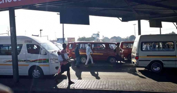 Commute disruptions expected as taxi strike begins | eNCA