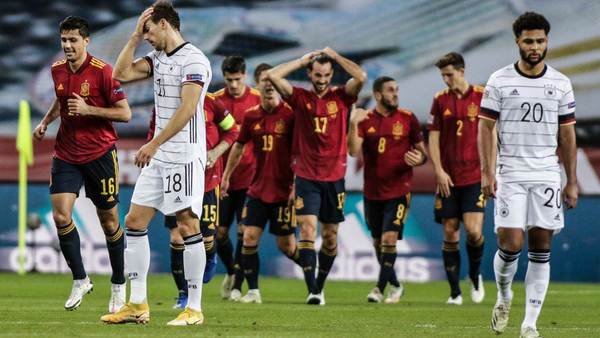 Historisches Debakel in Spanien: DFB-Team verpasst Final Four der Nations League - Torres mit Dreierpack