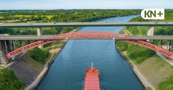 Ufer in Kiel-Suchsdorf: Wanderweg am Kanal geplant