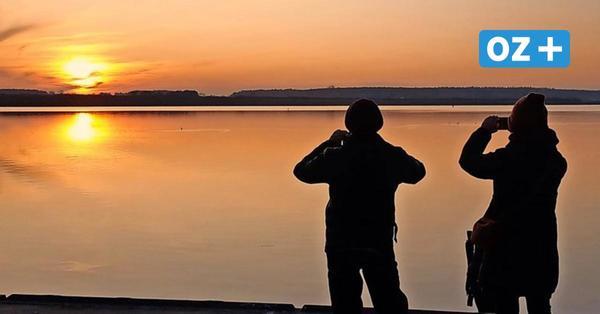 Usedom: Hier erleben Sie einen der schönsten Sonnenuntergänge der Insel