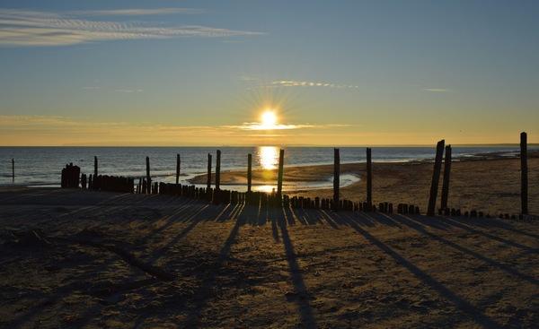 Die Tromper Wiek auf der Insel Rügen am Morgen. (Foto: Corinna Schaak)
