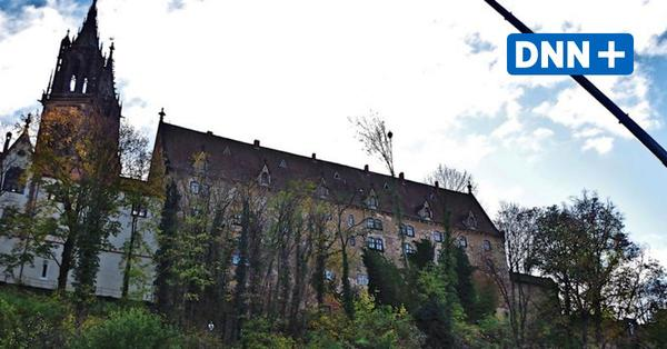 Albrechtsburg Meißen: Hundert Bäume müssen gefällt werden.