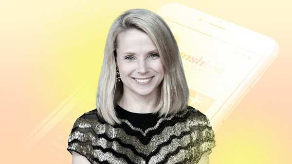 Marissa Mayer wants to clean up your contacts, and that's just for starters