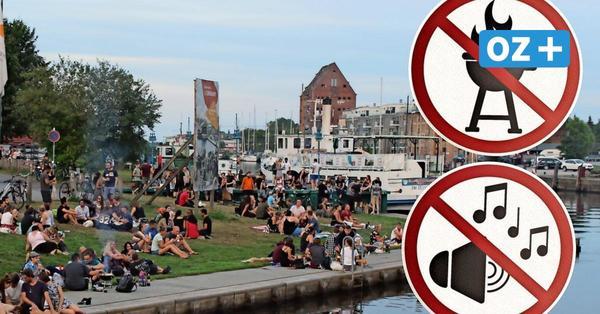 """Greifswald will Grillen am Museumshafen verbieten: """"Das ist zu hart!"""""""