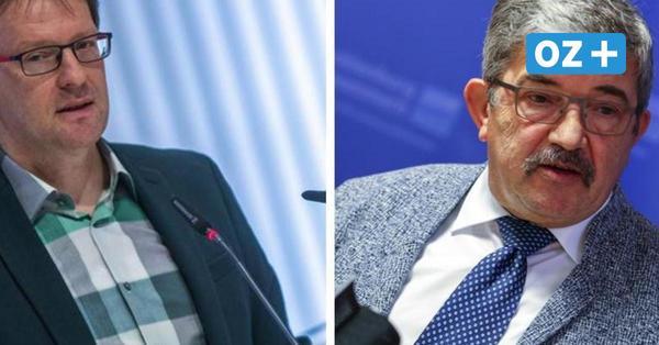 Thorsten Renz soll in Sondersitzung als Innenminister vereidigt werden