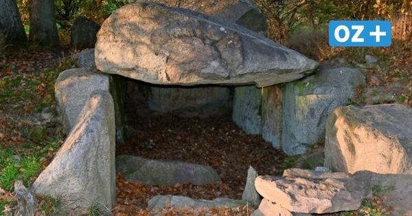 Reise in die Steinzeit mit den Anlagen von Lancken-Granitz auf Rügen