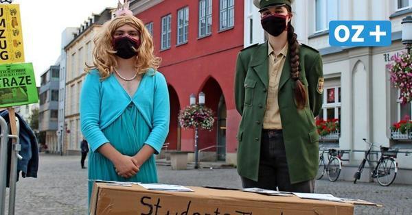 Märchenzirkus für Greifswald: Studententheater sammelt Spenden für Gastspiel
