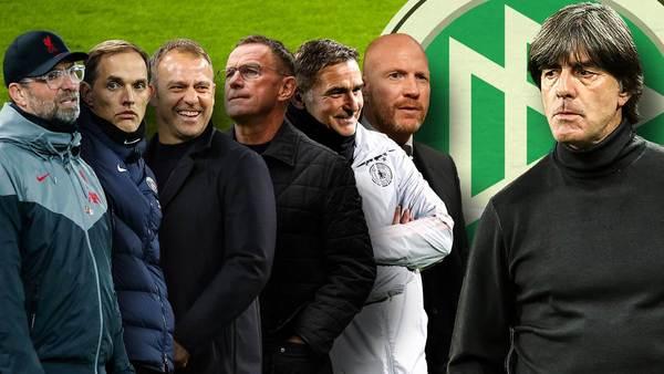 Wer könnte eigentlich Bundestrainer? Die möglichen Kandidaten für eine Löw-Nachfolge - Sportbuzzer.de