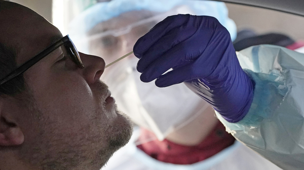 FDA Approves First At-Home Coronavirus Test