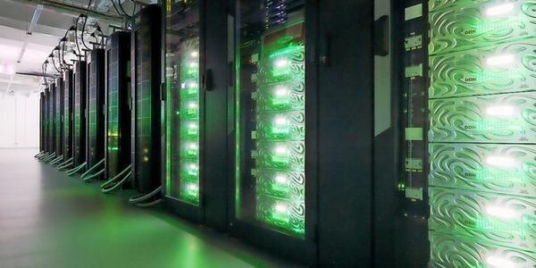 """""""Emmy"""": In Göttingen steht einer der schnellsten Supercomputer der Welt"""