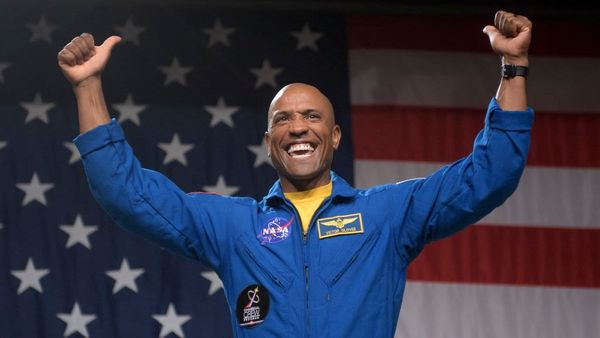 Victor Glover Will Be First Black Astronaut To Live On The International Space Station