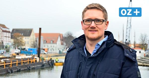 """FDP-Politiker David Wulff: """"Greifswalds Finanzpolitik ist ein Ritt auf der Rasierklinge"""""""