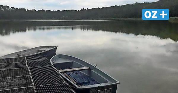 Durchatmen am Schlosssee in Wrangelsburg