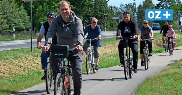 Grimmen, Süderholz und Wittenhagen wollen gemeinsames Radwegekonzept