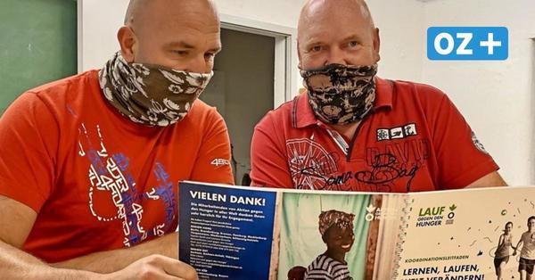 """""""Lauf gegen den Hunger"""": So helfen Grimmener Schüler anderen Kindern"""