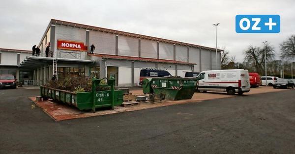 Doppelt so viel Verkaufsfläche: Norma eröffnet neue Filiale in Grevesmühlen
