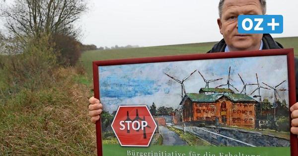 Umstrittene Anlagen in Dassow: Protest gegen riesige Windräder wächst