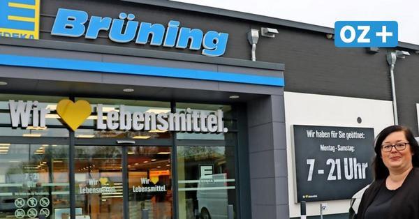 Damgarten: Neuer Edeka-Supermarkt eröffnete am Freitag