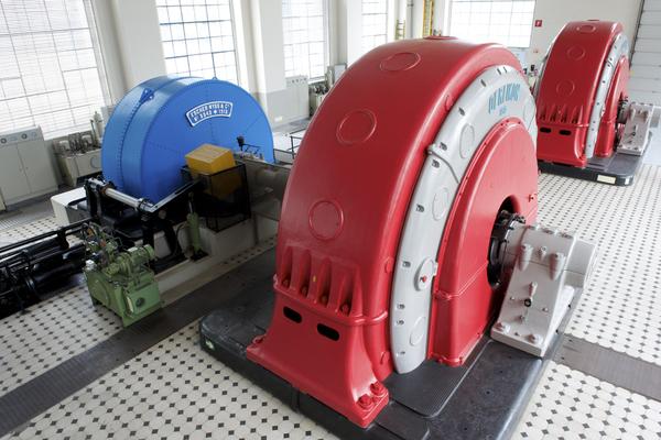 84 millions de francs de primes de marché pour la grande hydraulique