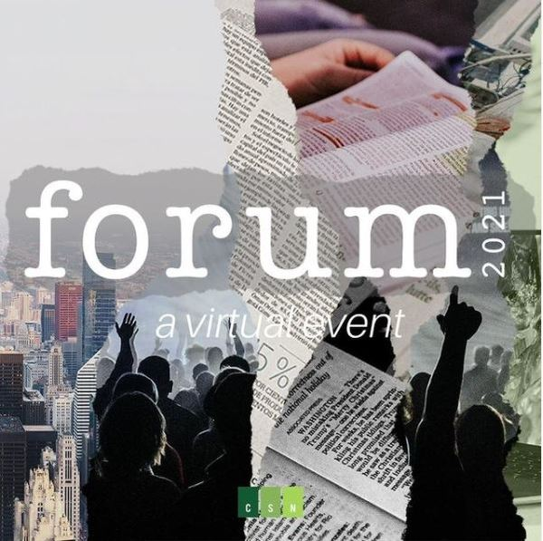 Connect with hundreds of church and stewardship leaders, all from the comfort of your home or office! Join us online for this year's Christian Stewardship Network Forum, where we will be bringing more content than ever before, at our lowest cost.