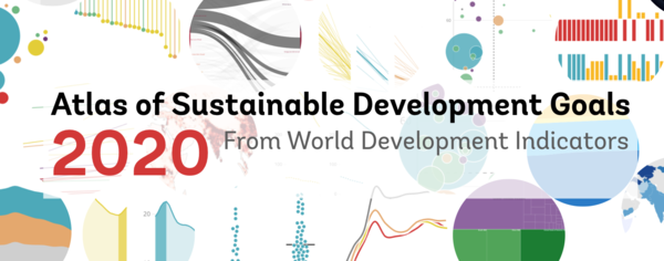 The Atlas of Sustainable Development Goals 2020