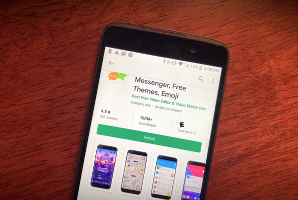 Messaging app Go SMS Pro exposed millions of users' private photos and files
