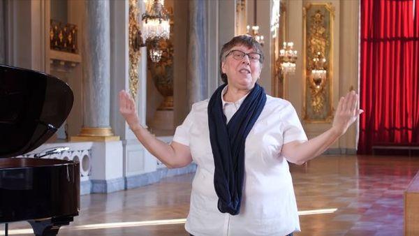Confinement : et si vous preniez des cours de chant virtuels avec l'opéra de Lille ? - Virtuele zanglessen bij de Opera van Rijsel