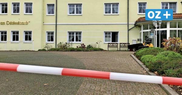 Corona-Hotspot in Pflegeheim in Zempin auf Usedom: 30 Menschen positiv getestet