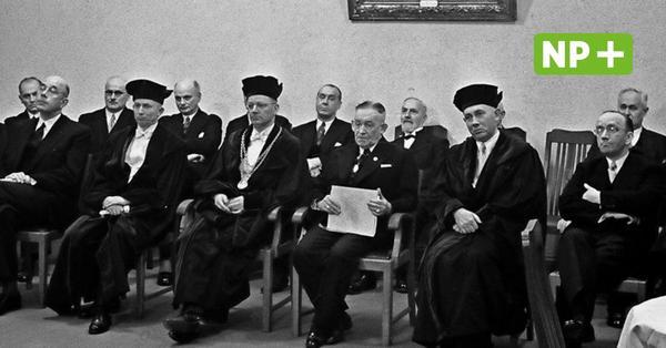 Karriere trotz NS-Vergangenheit: So braun war Hannovers Uni noch nach dem Krieg
