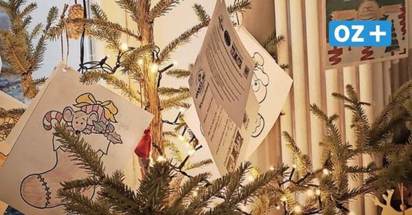 Wolgaster stellen wieder Wunschbäume für Kinder auf
